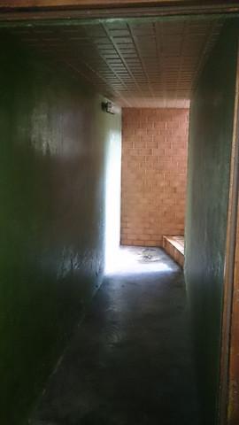 Kellergang - (Farbe, Wand, renovierung)