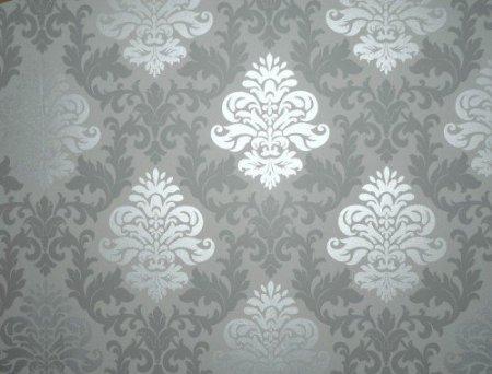 Uberlegen Die Ornament Tapete   (Farbe, Wohnen, Zimmer)