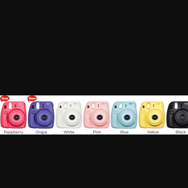 welche farbe soll ich nehmen polaroid kamera. Black Bedroom Furniture Sets. Home Design Ideas