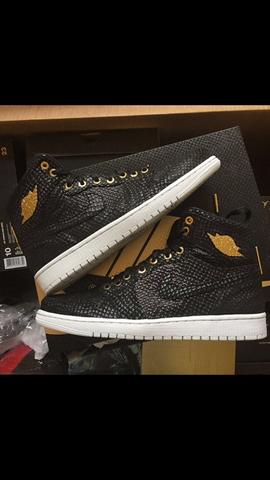 Schwarz - (Nike, Sneaker, Jordan)