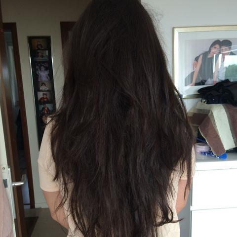 Das sind meine Haare. - (Haare, färben, rot)