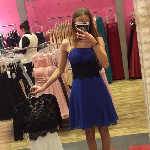 Blau kdmdmdnd - (Farbe, Kleid, Firmung)