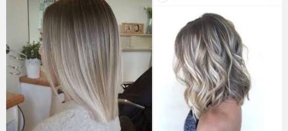 Kupferrote haare aschblond farben