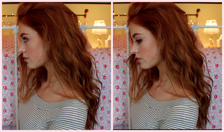 Schwarzer Mit Roten Haaren