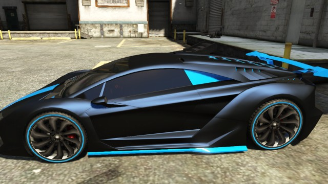 Car Paint Watch Dogs