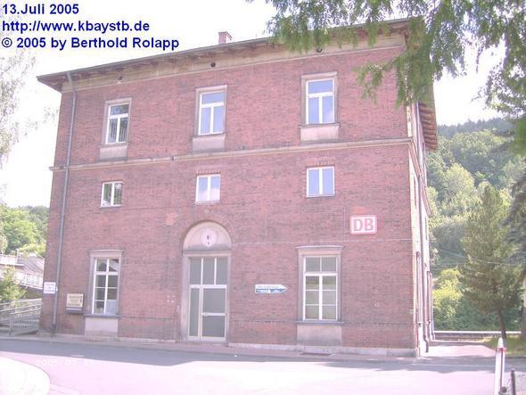 Bahnhof - (Technik, Fenster, renovierung)