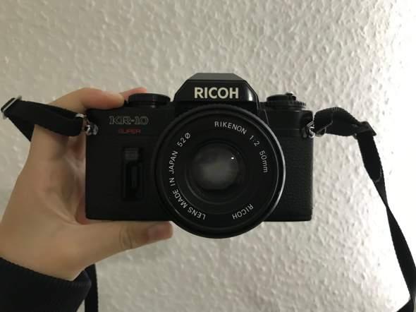 Welche filme kann ich für meine kamera benutzen?