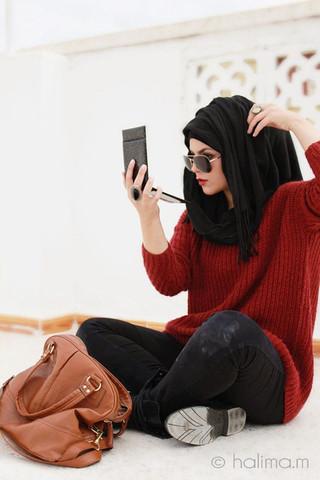 - (Style, Hijab)