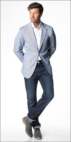 Die Farbkombination (Outfit)  - (Anzug, Farbkombination)