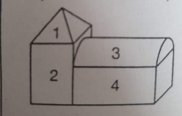 Welche Formen haben die Bauklötze?