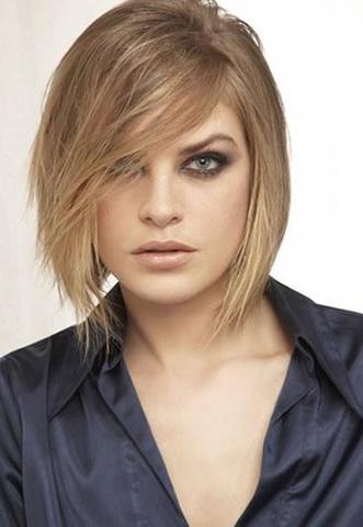 Welche Frisur Bei Feinem Dünnem Haar Haare Frauen Friseur