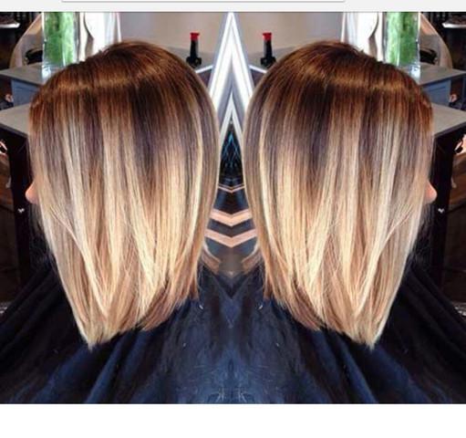 Bild 2 - (Haare, Farbe, Frisur)