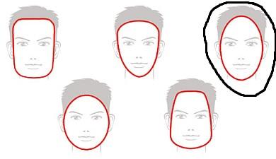 Kurze haare fur rundes gesicht manner