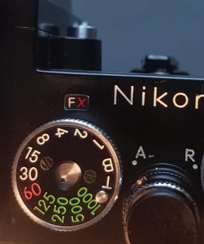 Welche Funktionen Nikon Nikkor F Photomic Ftn?