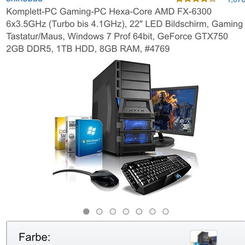 Gaming PC - (Minecraft, ARK Survival Evolved, Gaming Pc Laptop)