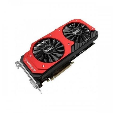 NVIDIA GeForce GTX 980 4GB Palit Super Jetstream - (Grafikkarte, Grafik)