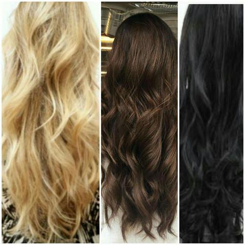 Haarfarbe manner schwarz