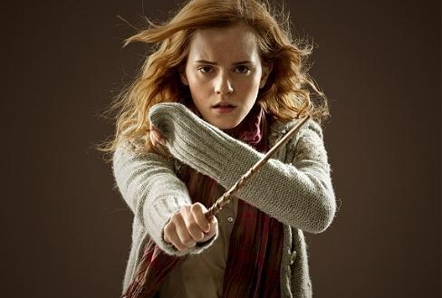 Harry Potter und die Heiligtümer des Todes - Hermine Granger - (Haarfarbe, Harry Potter, emma-watson)