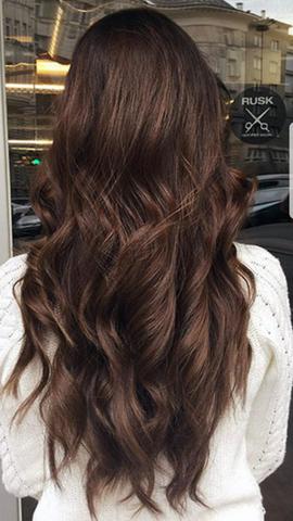 Welche Haarfarbe sieht besser aus (Bilder zum Vergleich)?