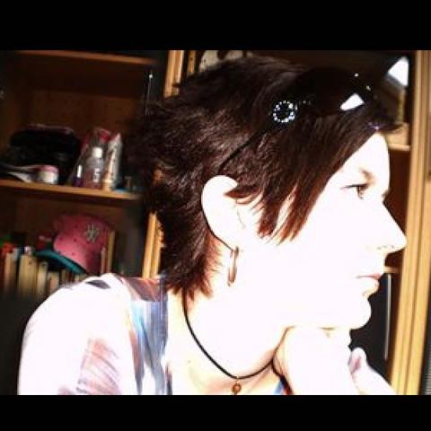 Oder kurz - (Haare, Veränderung)