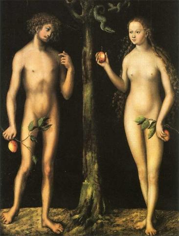 Welche Hautfarbe hatte Adam und Eva?