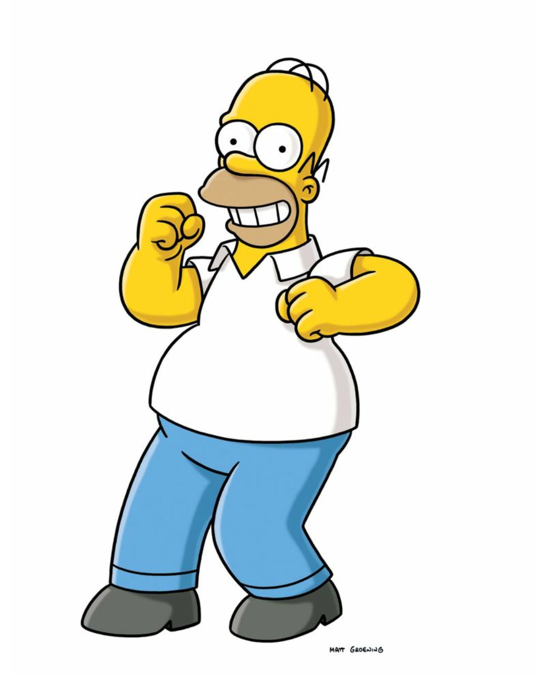 Homer Stimme