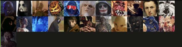 Welche Horrorfiguren sind das?
