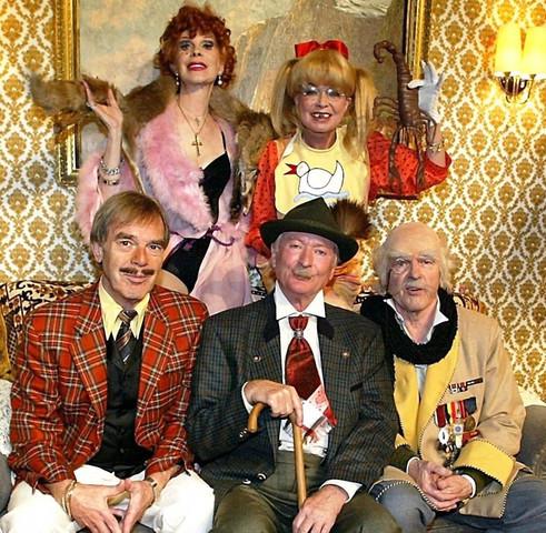 Klimbim (1973-1979) - (Serie, Fernsehen, Spaß)