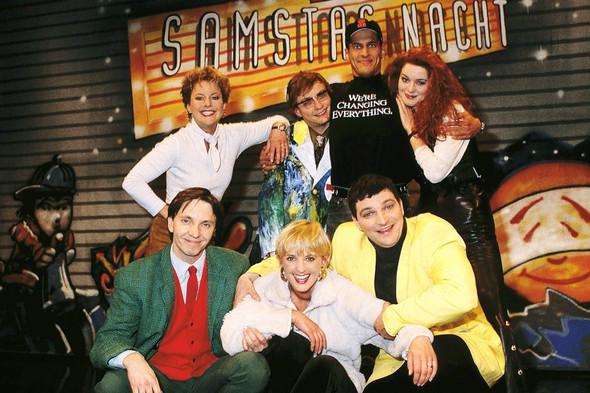 RTL Samstag Nacht (1993-1998) - (Serie, Fernsehen, Spaß)