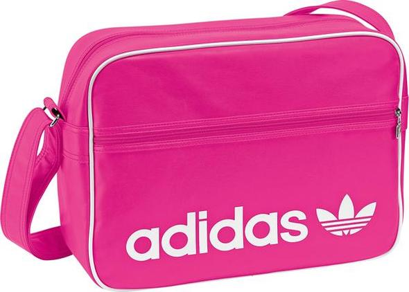 tasche in pink - (adidas-jacke, Adidas Tasche)