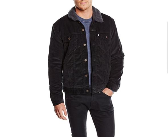 Jeansjacke 1 - (Mode, welches ist besser, zwei Jeansjacken)