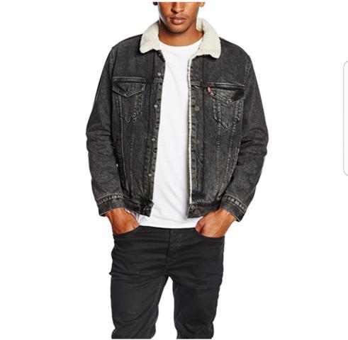 Jeansjacke 2 - (Mode, welches ist besser, zwei Jeansjacken)