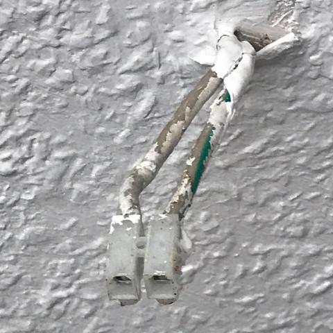 Welche Kabel an Deckenleuchte anbringen? (Technik, Technologie ...