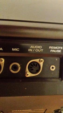 Audio In/Out - (TV, Elektronik, Kabel)