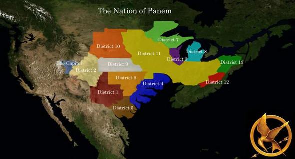 Map 2 - (Schule, Buch, Tribute von Panem)