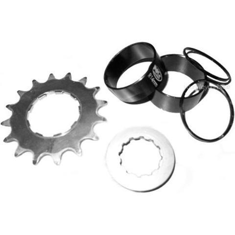 Singlespeedkit, leider ohne Angabe zur Kette - (Fahrrad, Handwerk, Mechanik)