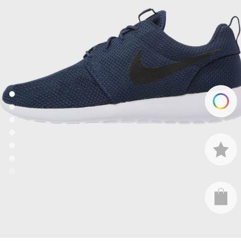 Nike Roshe One navy  - (Freizeit, Mode, Kleidung)