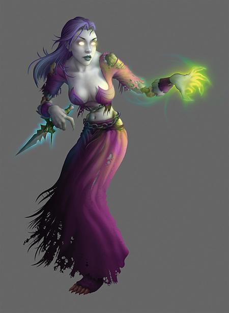 Welche Klasse Soll Ich Spielen In World Of Warcraft Und Was Ist Das