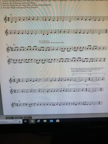 klavierstücke bekannt