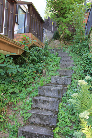Hangsicherung Bild 1 - (Garten, Bau, Hangsicherung)