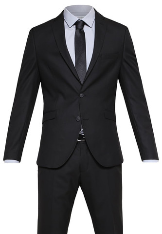 Anzug - (Farbe, Anzug, Krawatte)
