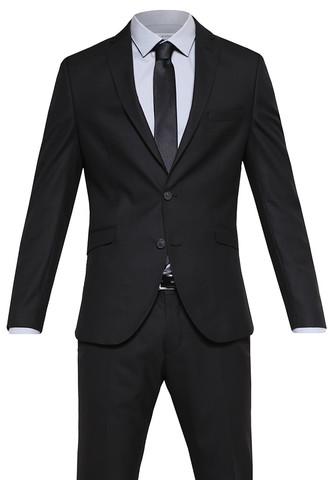welche krawattenfarbe zu schwarzem anzug farbe krawatte. Black Bedroom Furniture Sets. Home Design Ideas