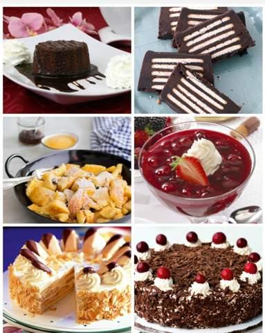 Welche Küche hat die besten Desserts🇦🇹🇩🇪?