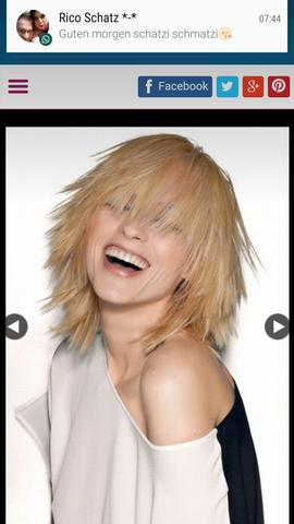 fransig - (Haare, Friseur, schneiden)
