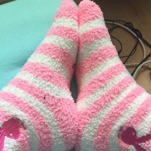 Bild 2 - (Socken, Kuschelsocken)