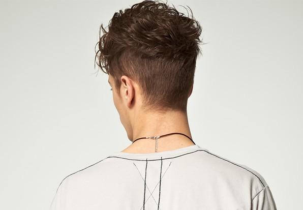 welche länge haben die rasierten haare in diesem bild