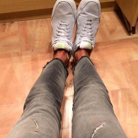 Air Max - (Mädchen, Mode, Jeans)