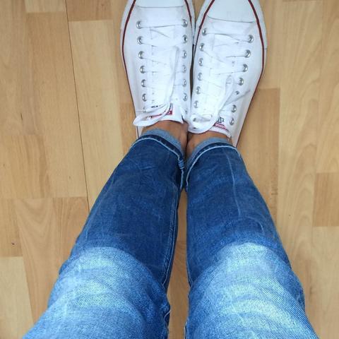 Chucks - (Mädchen, Mode, Jeans)