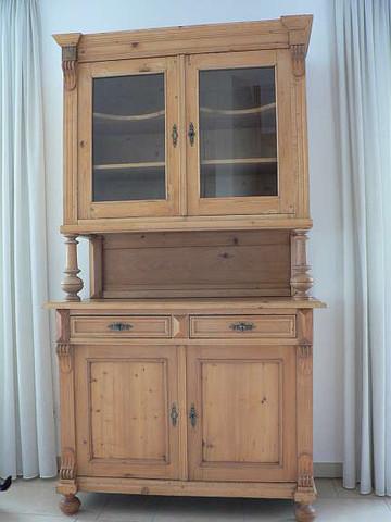 Welche Laminatfarbe passt zu alten Weichholzmöbeln? - (Haus, Laminatfarbe, für altes Haus)