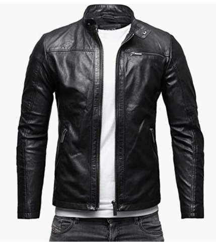 Welche Lederjacke findet ihr besser?